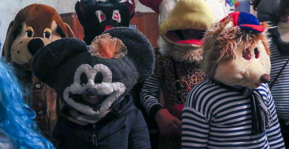 Дожинки из ада, или как выглядит самый честный карнавал в Беларуси (фото и видео)
