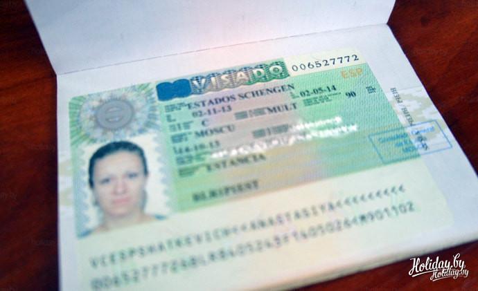 Как сделать визу в испанию туристическую - Cvety-iren.ru