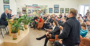 Анатолий Тозик: «Цены на аренду агроусадеб никак регулироваться не будут»