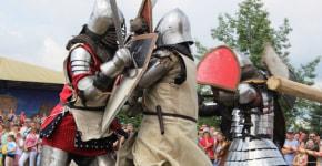 Фестиваль средневековой культуры и музыки «Наш Грюнвальд» пройдет 25 и 26 июля