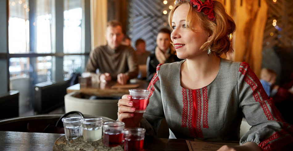 Выпить по-белорусски: обзор ресторанов традиционной кухни с повышенным градусом