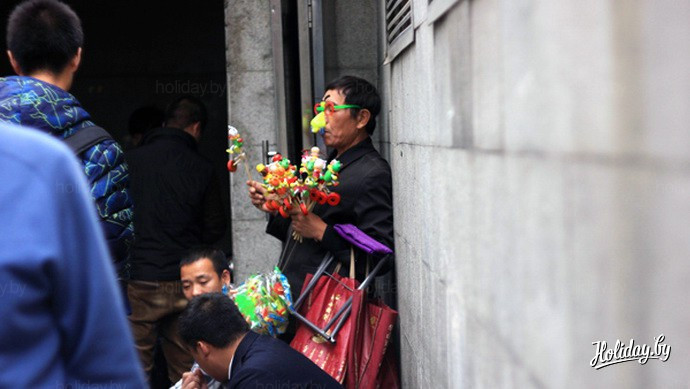 Путешествие по Китаю. Сиань