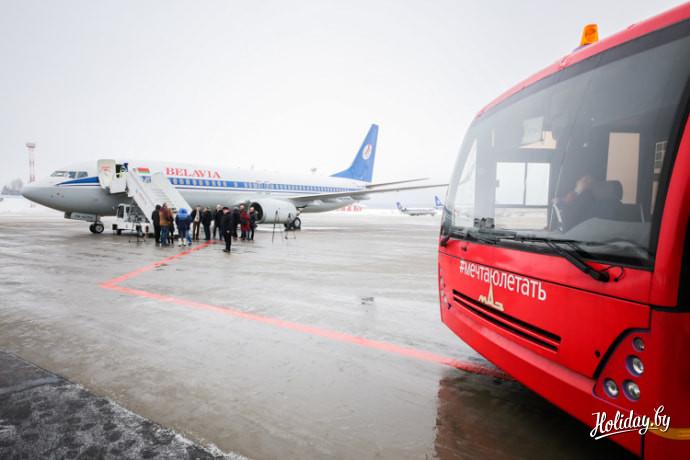 В свой День рождения «Белавиа» дарит скидки пассажирам