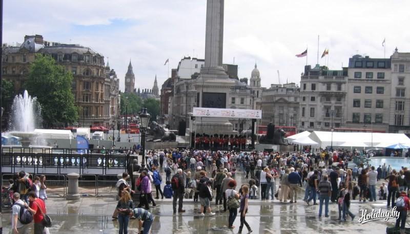 урок великобритания знакомство местами лондона