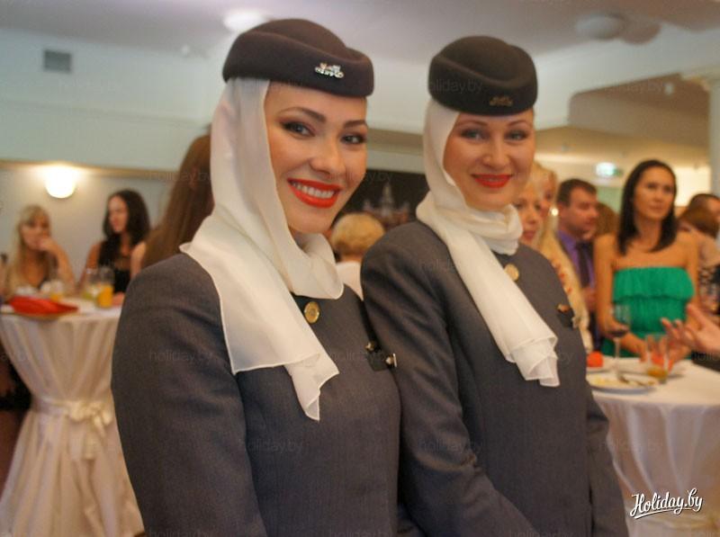 Etihad airways отметила пятилетие работы на белорусском рынке ...