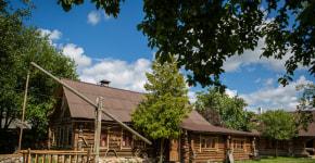 Отдых в загородном доме для всей семьи: что предлагает белорусская усадьба под Минском