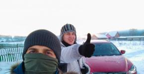 Минус 34: как мы ездили за Дедом Морозом в самую холодную ночь