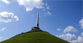 Обновленный «Курган Славы» открыли после реконструкции