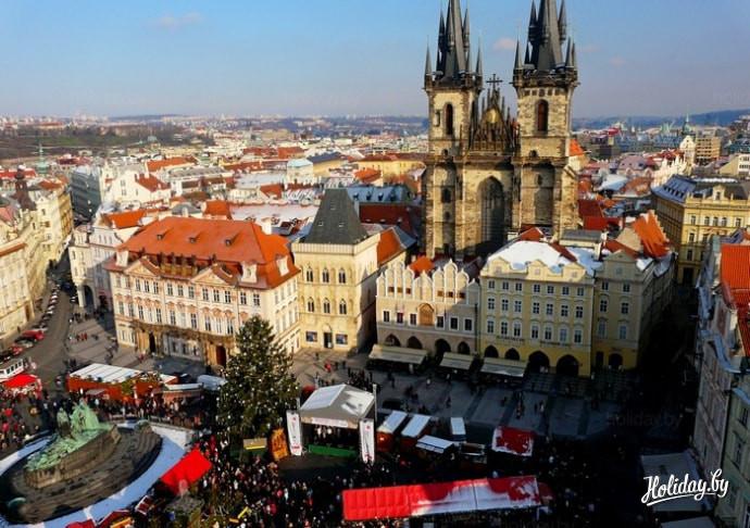Отдых в Праге на новый год 2019 рекомендации