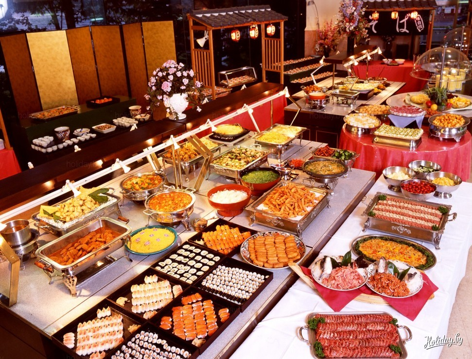 Отдых вТурции: какие блюда «шведского стола» опасны