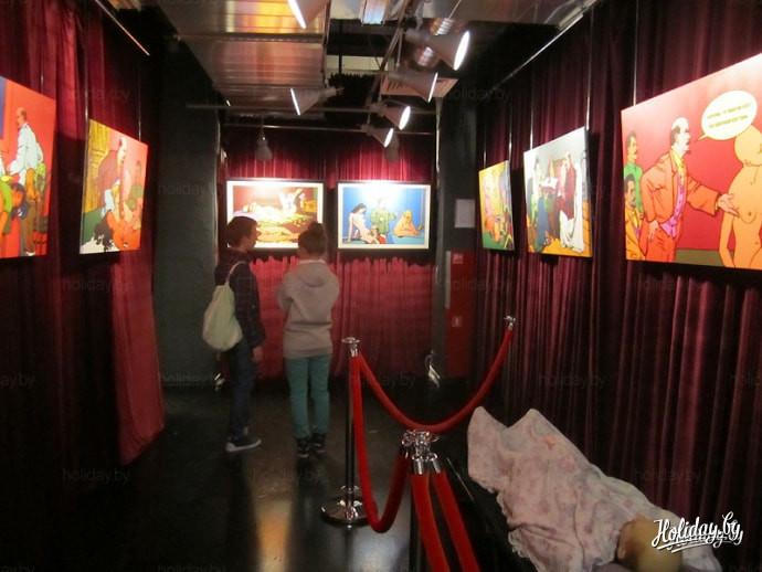 Музей секс в москве