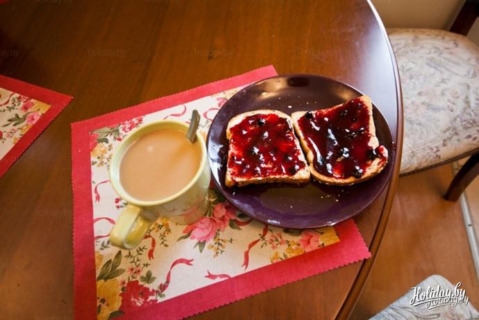 Хостел с завтраком