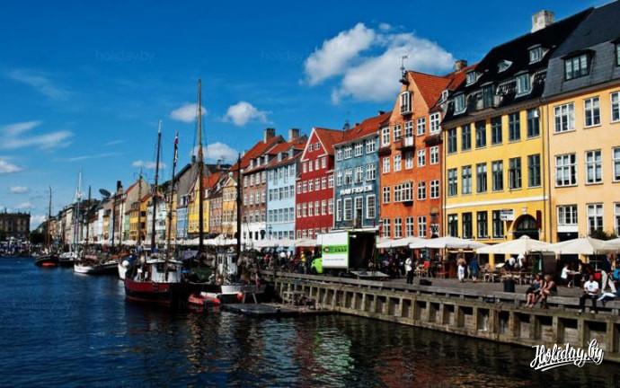 Туры на пароме по скандинавии