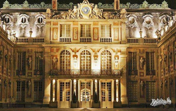 Дворец версаль  № 1743558  скачать