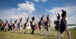 Старинные ремесла, песни, танцы и боевые сражения будут представлены на фестивале-реконструкции «Золотая шпора – 1812»