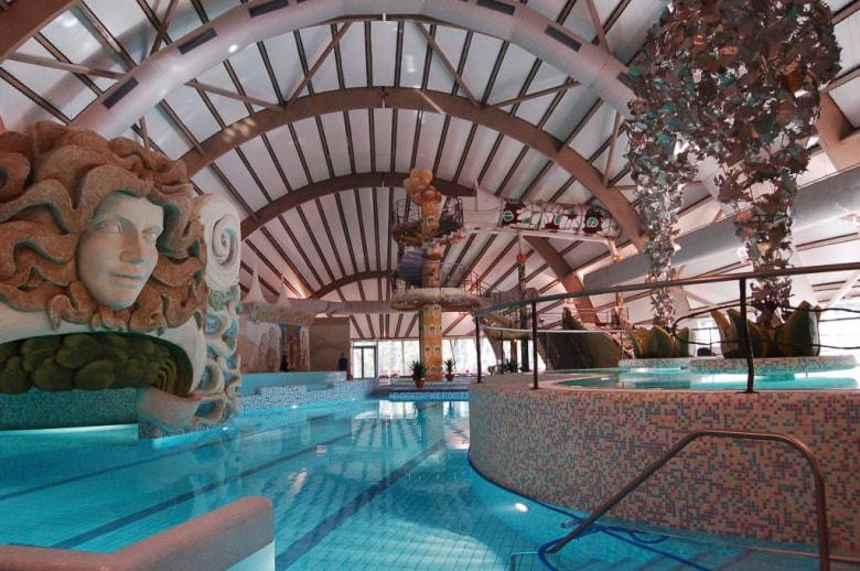 аквазона в Grand SPA Lietuvа