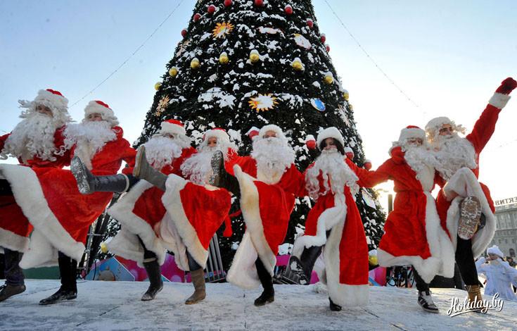Беларусь на новый год картинки