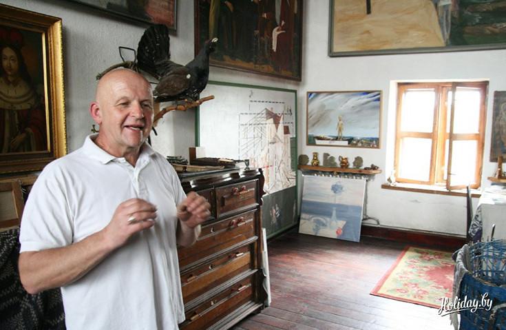 Арт-галерея Феликса Янушкевича в Ракове