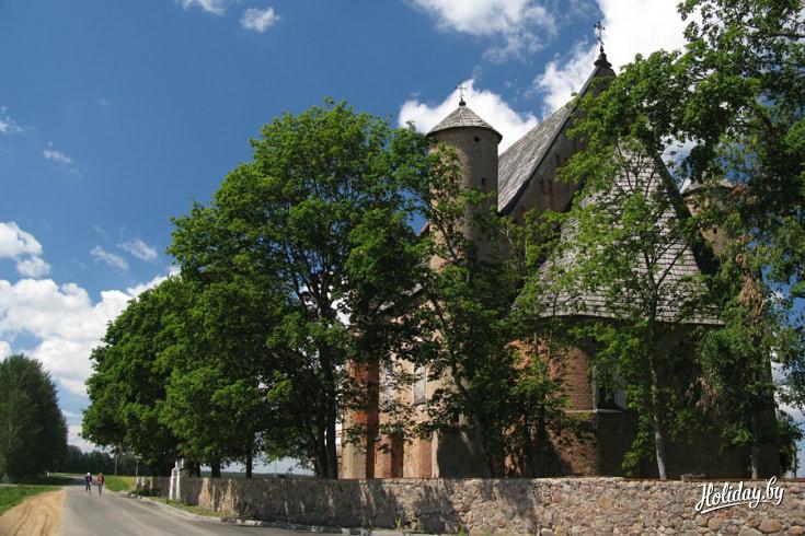 Сынковичская церковь