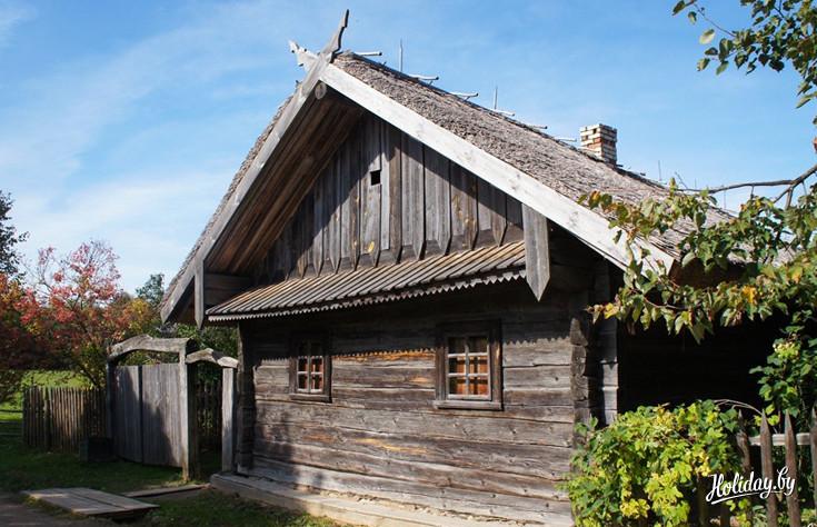 Музей народной архитектуры и быта Строчицы