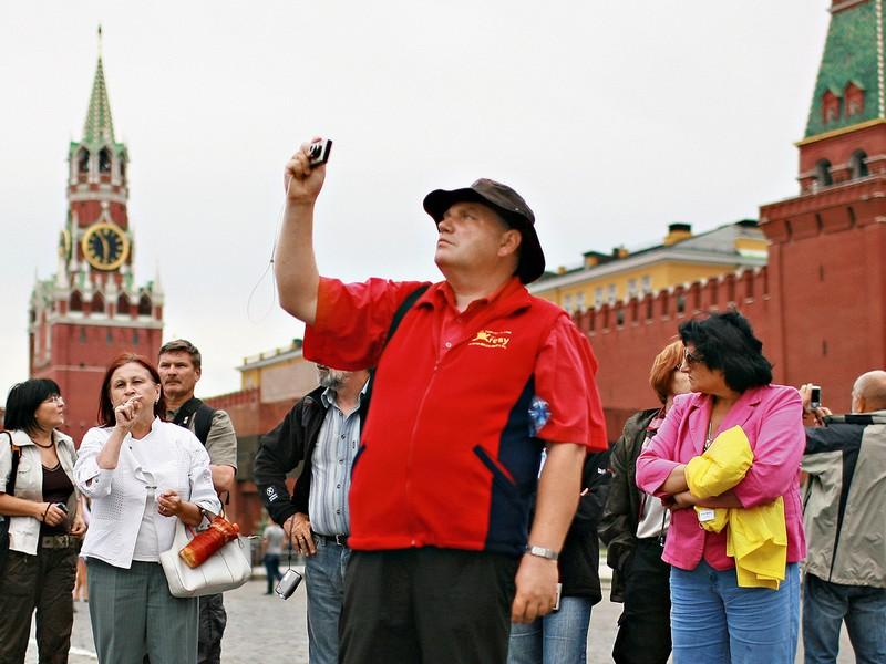 Въездной туризм в России: ставки растут - туристический ...