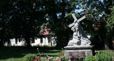 Андреевский костел в Слониме