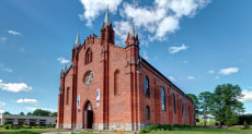Костел Святого Апостола Андрея в Нарочи