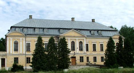 Дворец в Святске