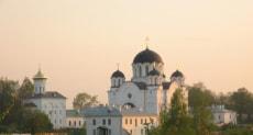 Спасо-Ефросиниевский собор в Полоцке