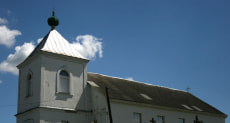 Троицкая церковь в Зельве