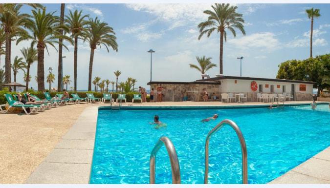 Бенидорм гранд отель дельфин турция