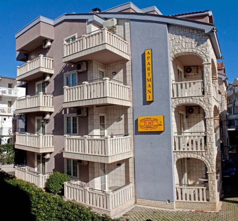 Villa annabel черногория будва