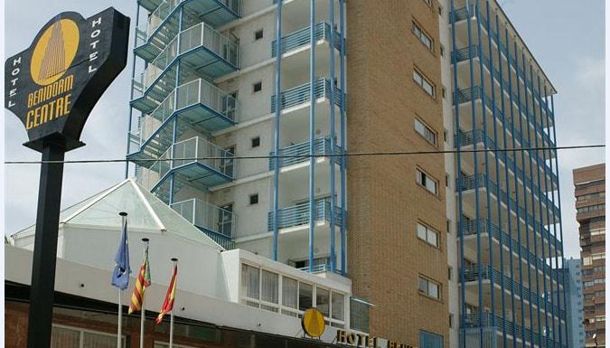 Бенидорм отель бенидорм центр йошкарола