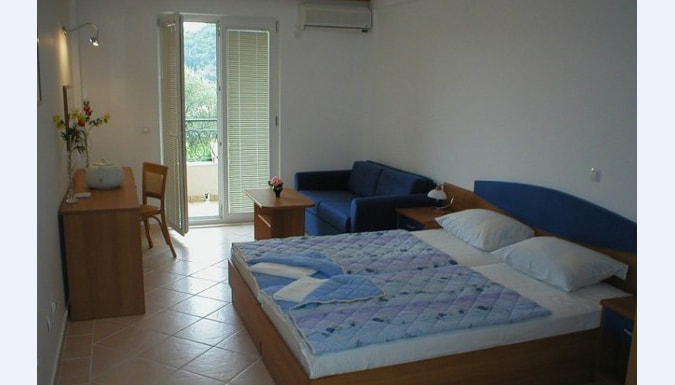 Отель sentido tara magnolia villas 4 бечичи Черногория