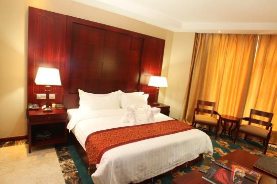 Otel Sanya Hawaii Hotel Hajnan Kitaj 4 Zvezdy