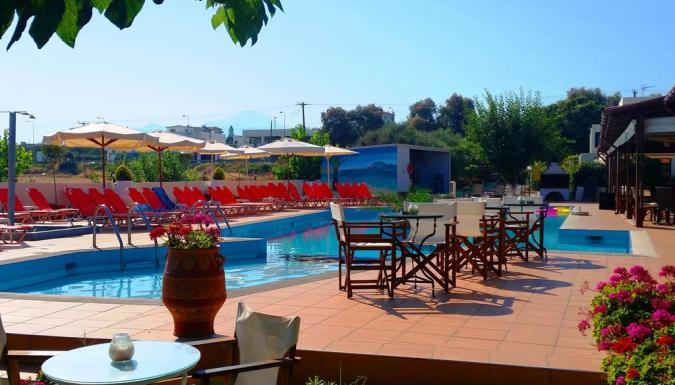 Купить тур в отель Amnissos Residence (Крит) на 11 дней