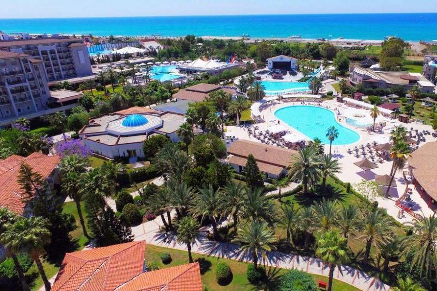 Купить тур в отель FUN&SUN Euphoria Palm Beach (Сиде) на 11 дней вылет из Минска, путевка в FUN&SUN Euphoria Palm Beach за 1 422,09 руб.