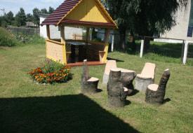 Гостиничный домик в Турове