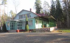 Дом охотника Климовичского лесхоза