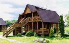 Гостевой дом №4 в усадьбе «Белые ручьи»