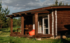 Домик №5 в загородном комплексе Green village