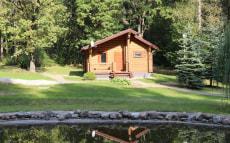 Гостевой домик №2 на базе отдыха «Заячья поляна»