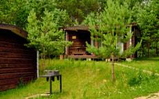 Домик №4 в загородном комплексе Green village