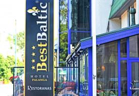 Отель Best Baltic Hotel