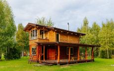 «Бабарики», «Грибной» дом