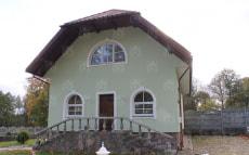 «Каралінскі фальварак Тызенгауза», зеленый домик