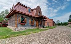 «Дом эконома» в парке истории «Великое княжество Сула»