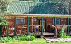 «Ля Блакитных азёр», малый дом
