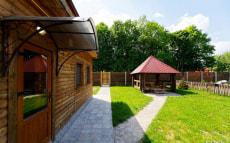 Гостевой дом №4 в загородном комплексе «Дукорский маентак»