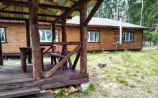 Одноэтажный коттедж на базе отдыха «Чигиринка»